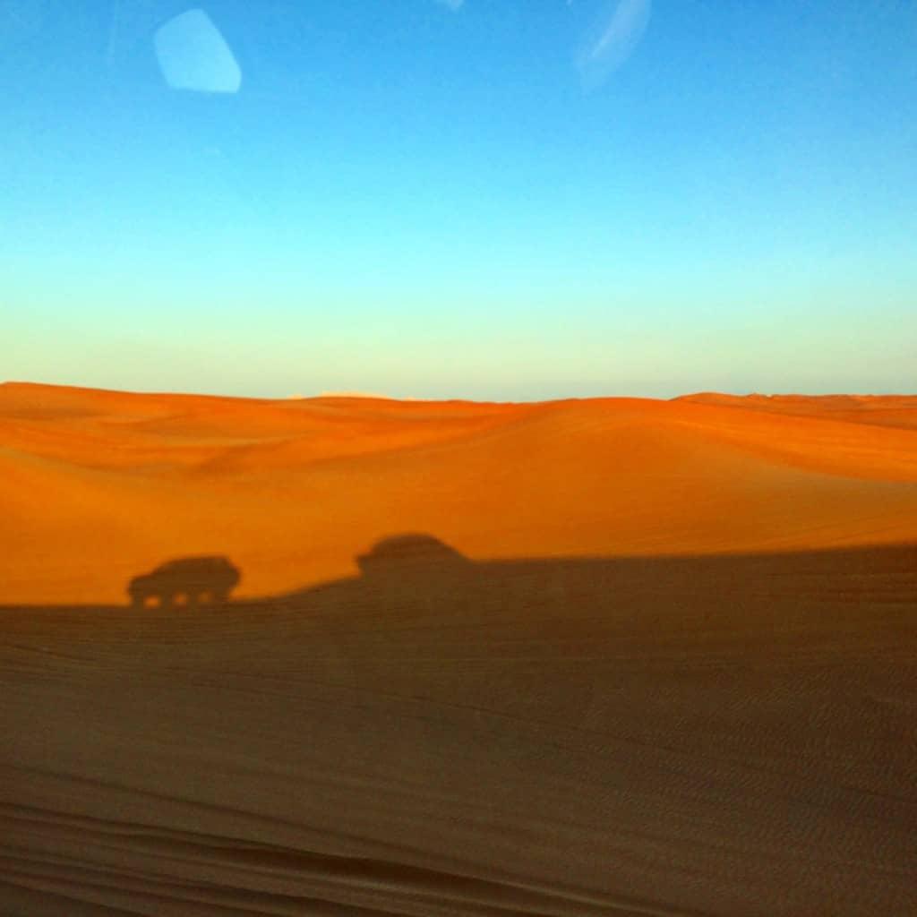 Dune Bashing!