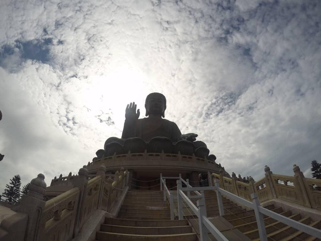 Thats one big Buddha!