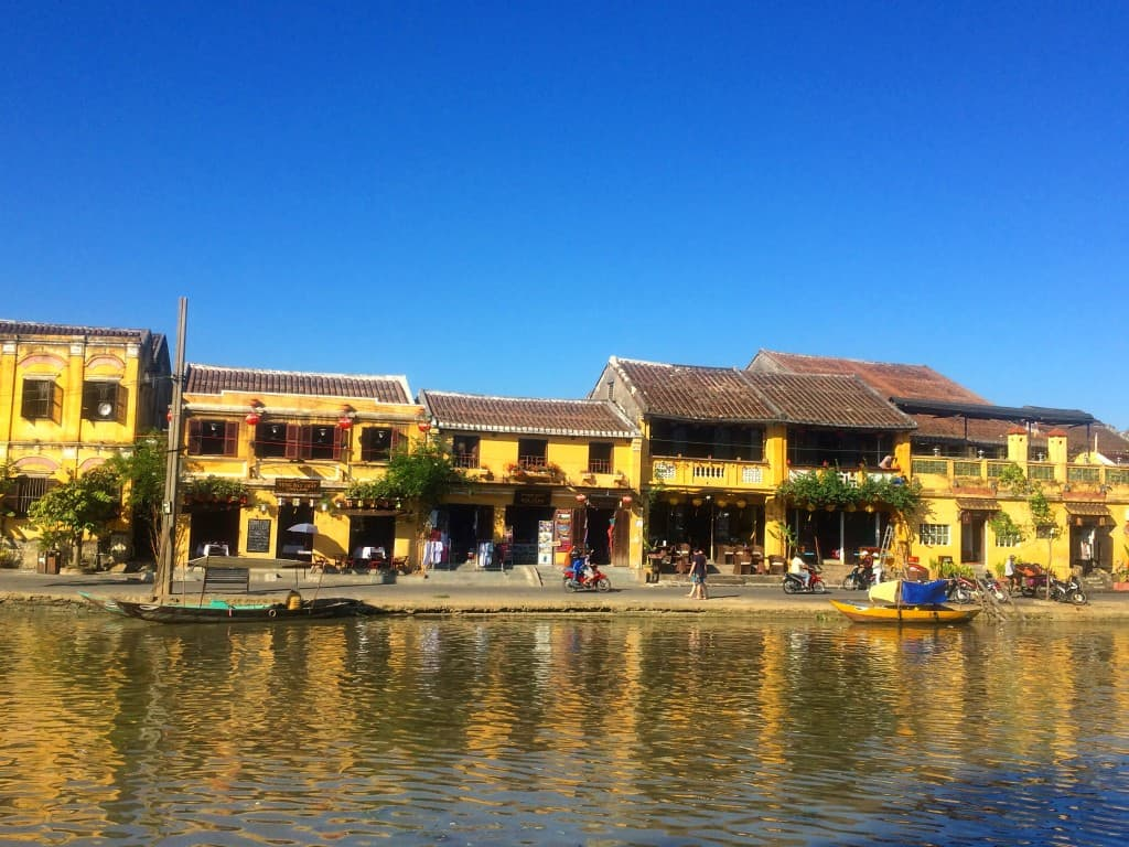 Hoi An- The town of Lights and Bikes.