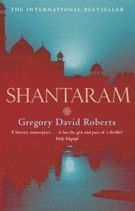 best books for backpackers shantaram