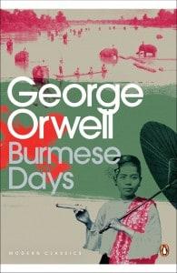 best books for backpackers burmese days