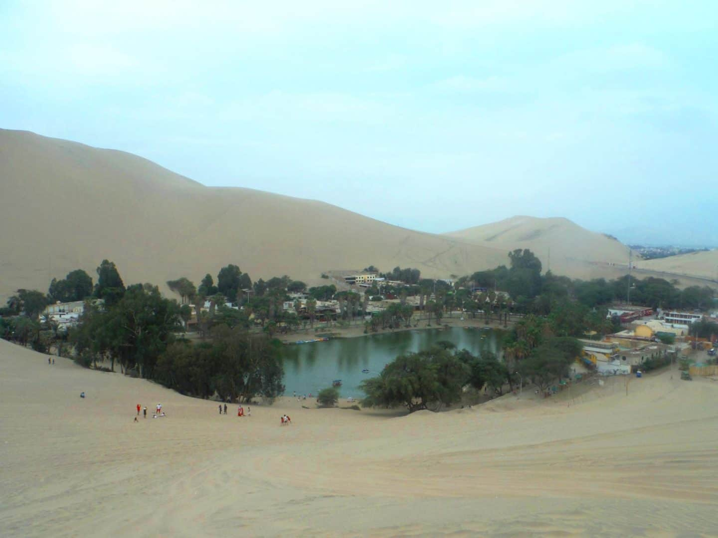 south america must visit places Huacachina