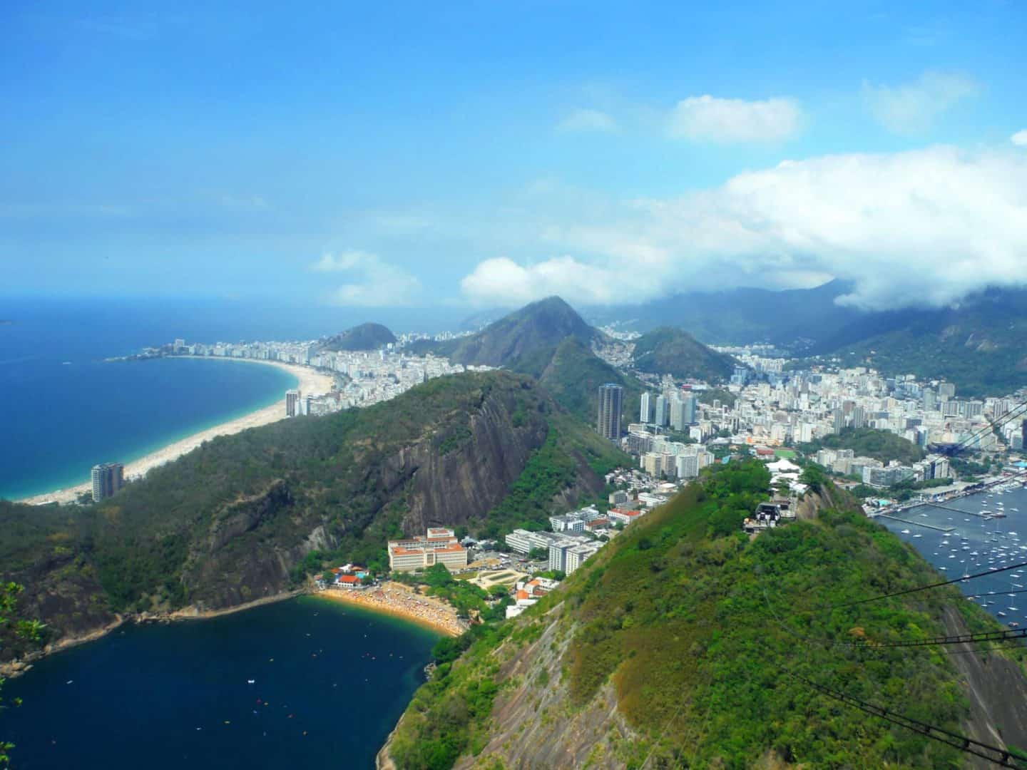south america must visit places Rio- Bay of Rio