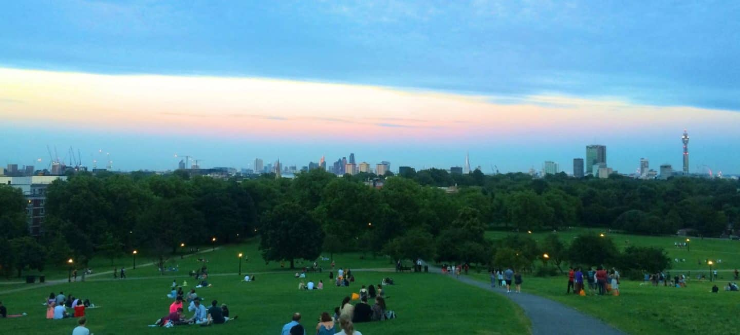 5 Parks in London Perfect for a Picnic with a City View!