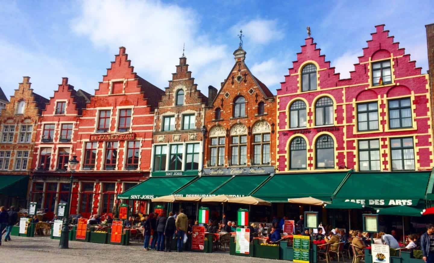 10 Things To Do In Bruges Belgium