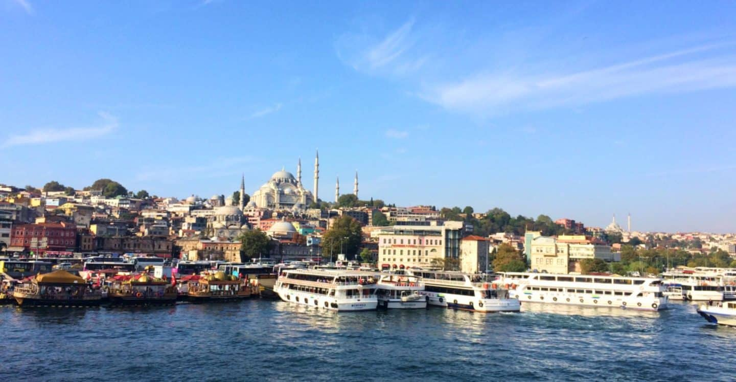 How I spent 3 Days Discovering Istanbul, Turkey!
