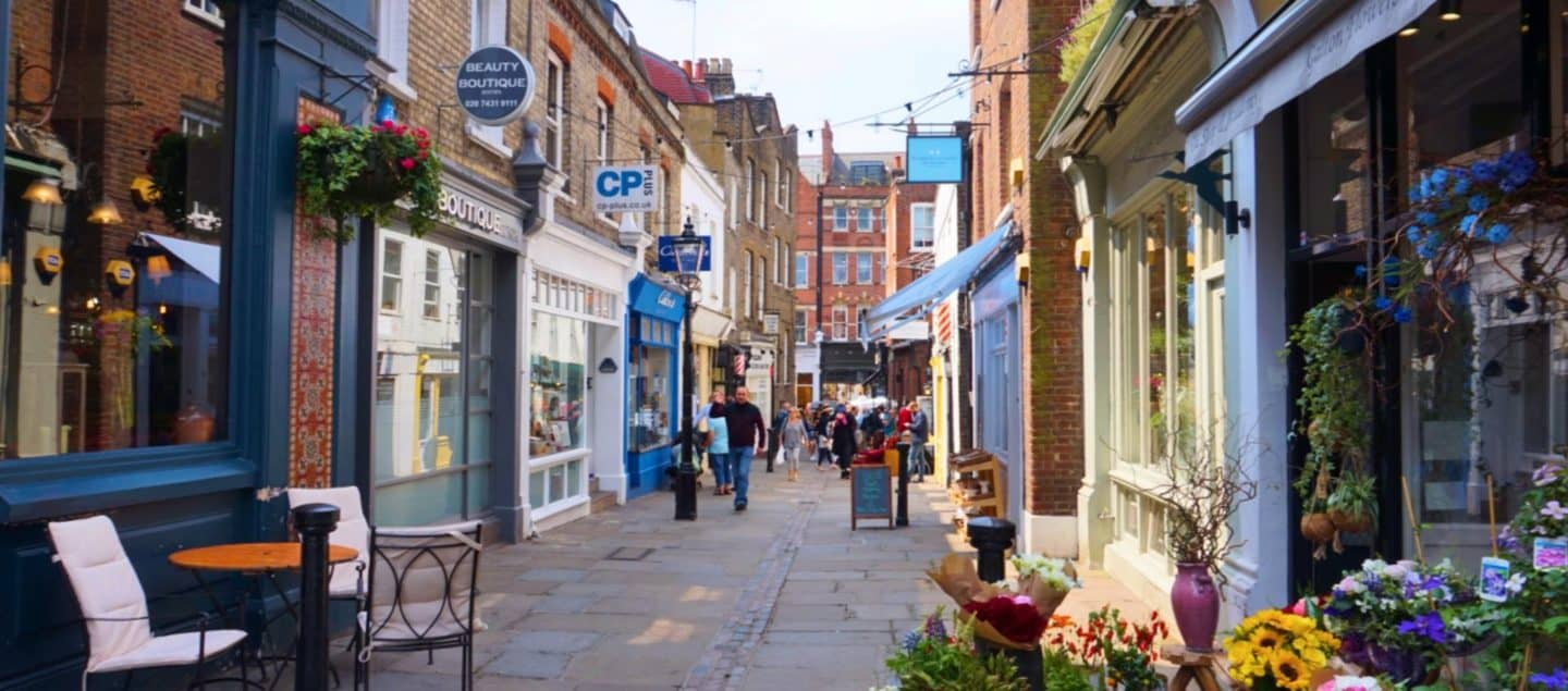 A Guide to the Perfect Day in Hampstead, London.