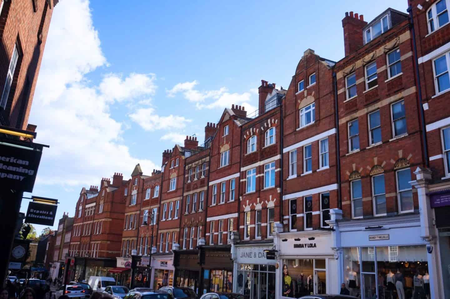 hampstead london day guide