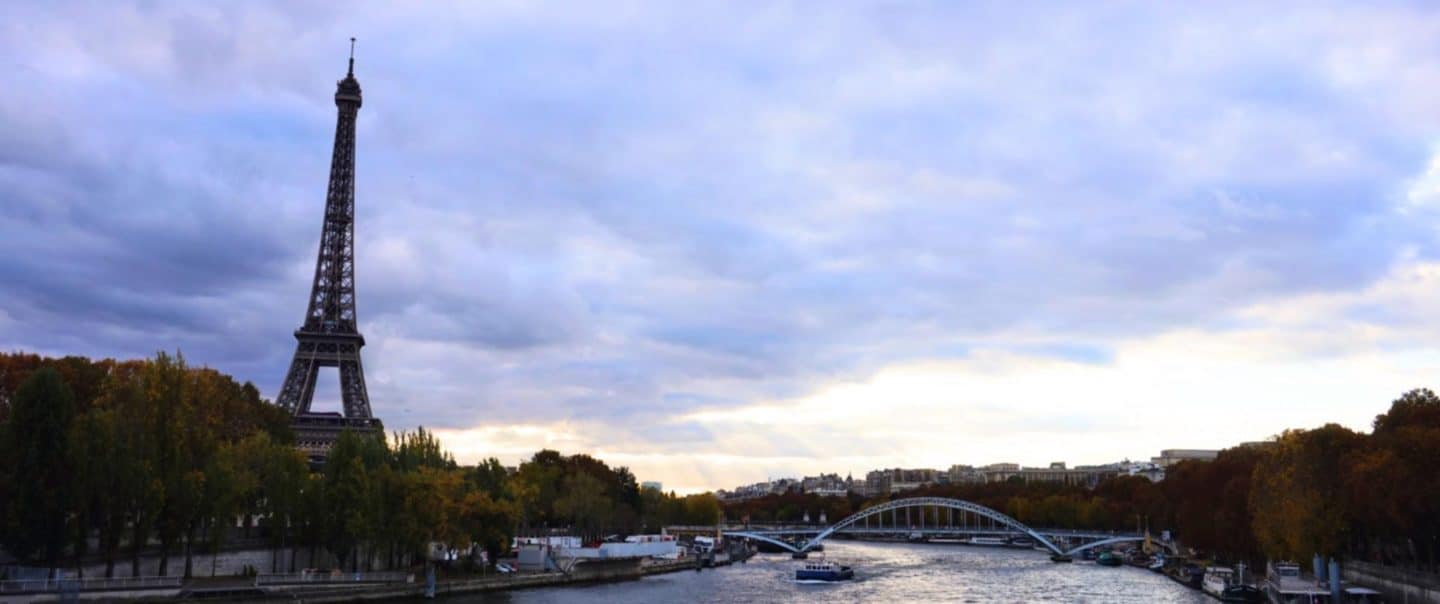 Paris Walking Guide 3: Montmartre to the Eiffel Tower via The Louvre.