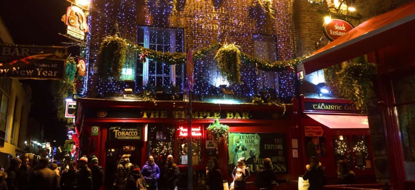 5 Pubs to Visit in Dublin for a Good Craic!