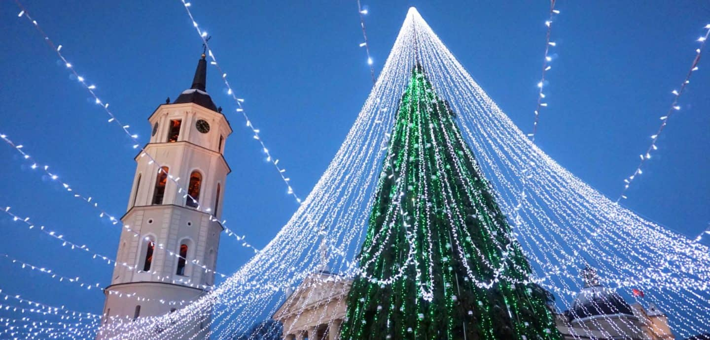 Why You Should Visit Vilnius, Lithuania All Year Round and Especially at Christmas!