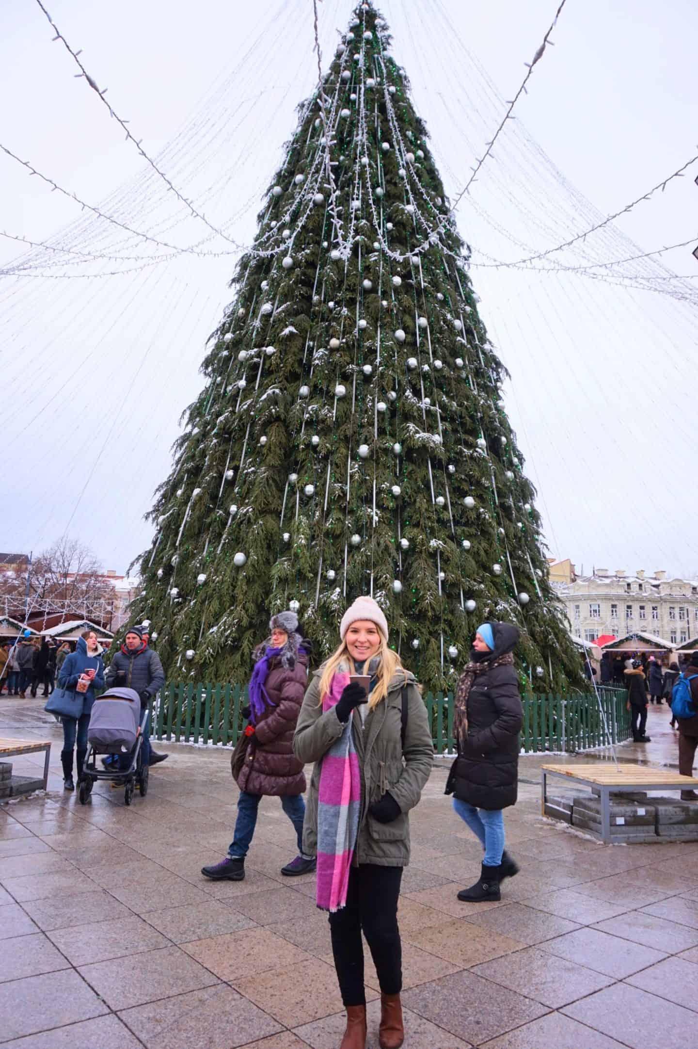 Vilnius Lithuania guide christmas markets