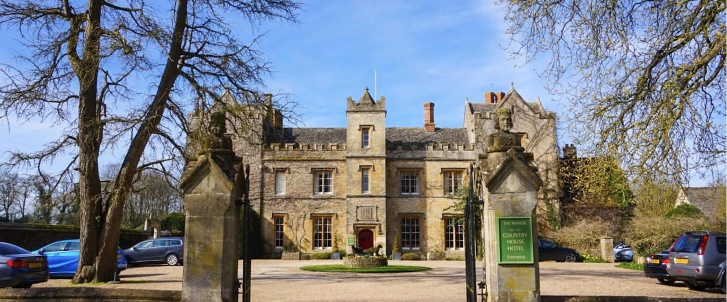 The Manor Country House Hotel & Bicester Village Review