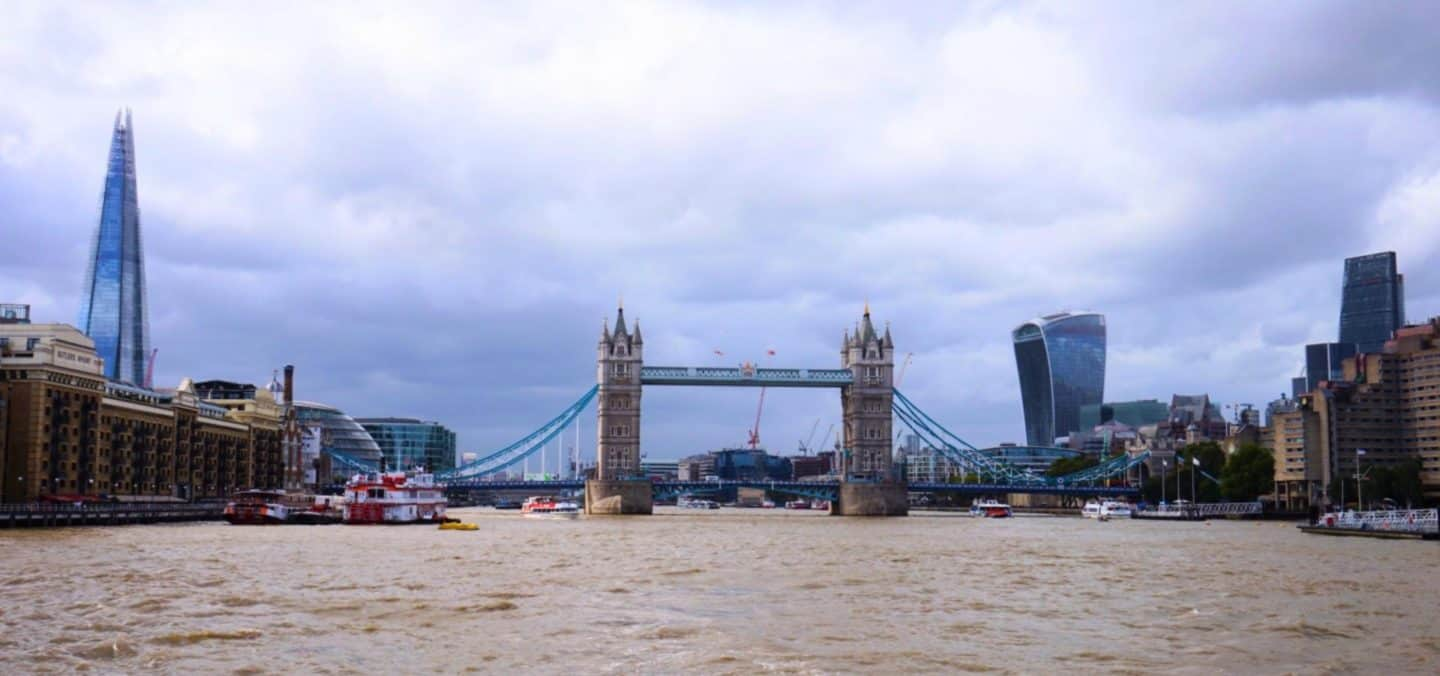 How to see London in 2 Days including tourist sites & local areas!