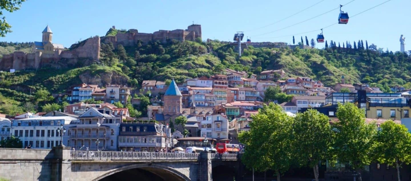 A Full Guide to Tbilisi, Georgia!