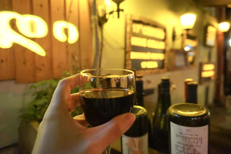 guide to Tbilisi Georgia red wine