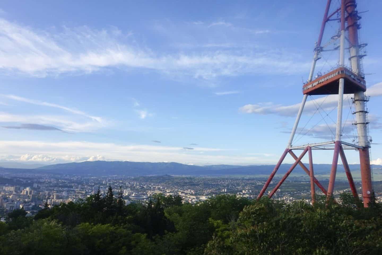 guide to Tbilisi Georgia