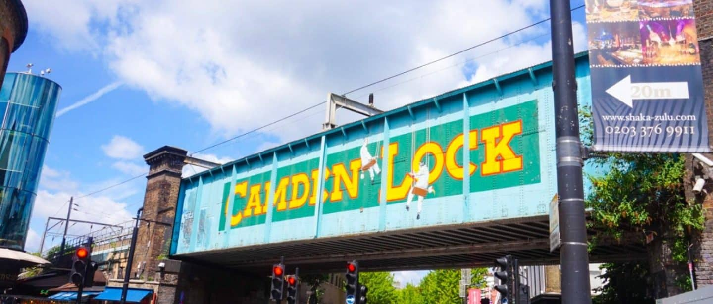A Guide to the Perfect Day in Camden Town, London