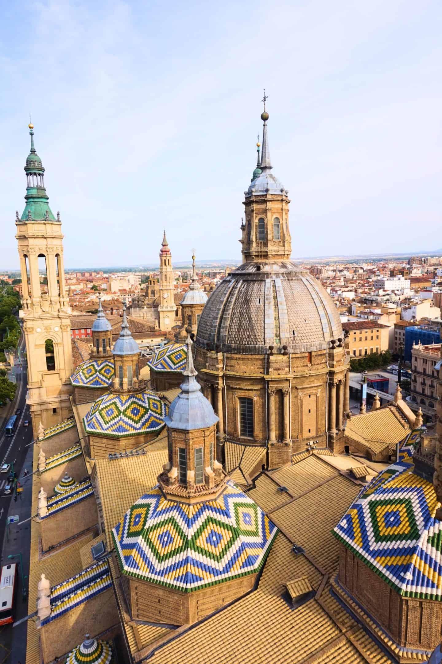 48 hours in Zaragoza, Spain