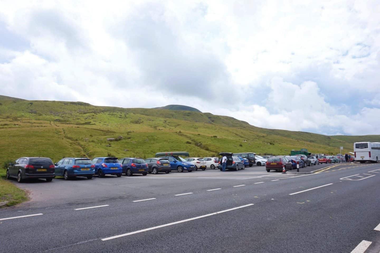 Storey Arms Car Park