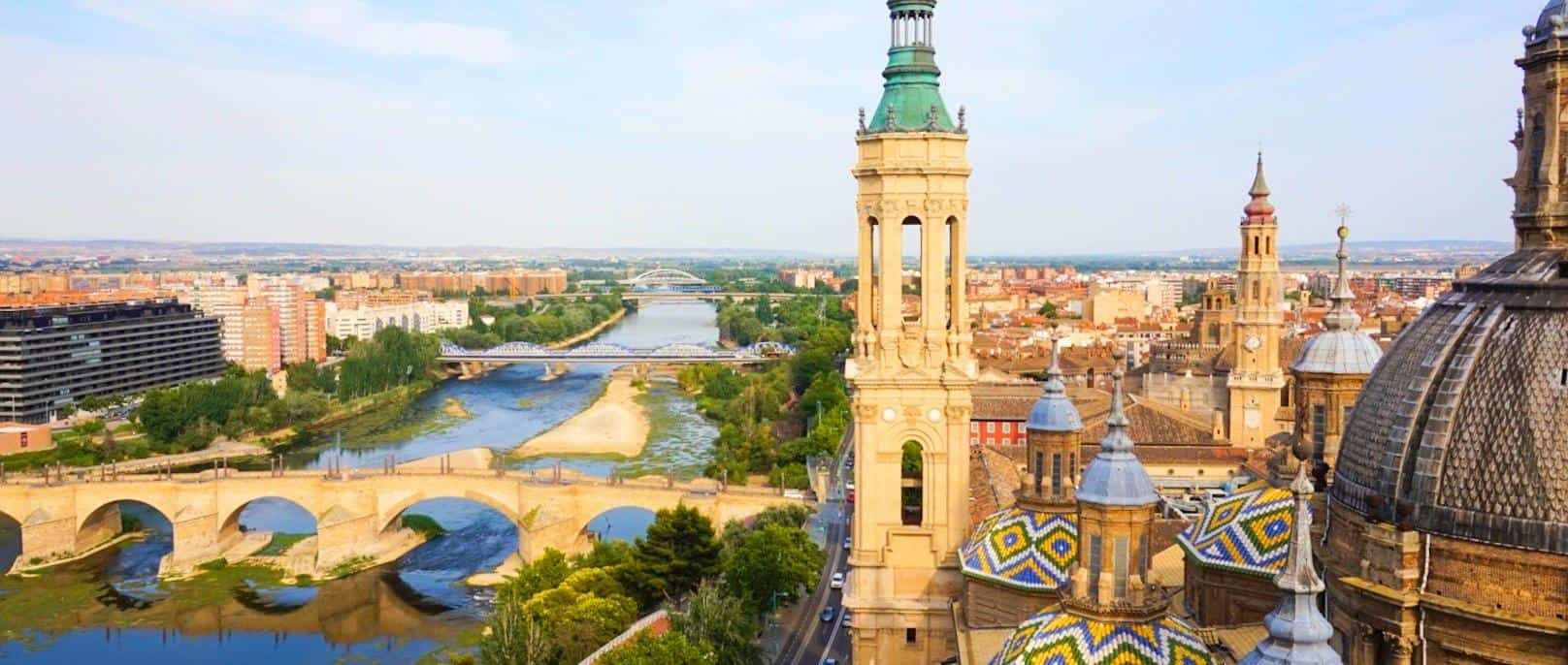 48Hour Guide to the Cultural Spanish City of Zaragoza.