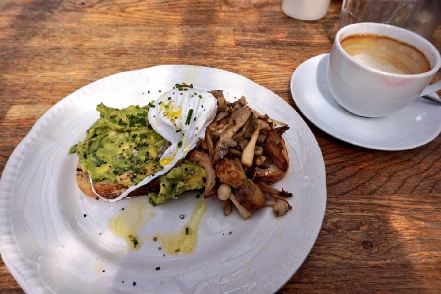 london brunch stoke newington