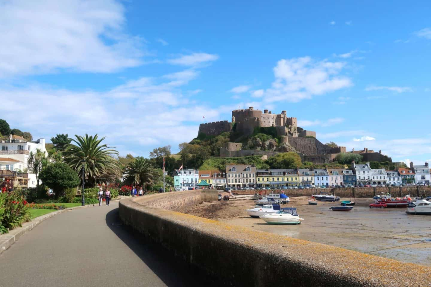 Jersey British Isles weekend guide