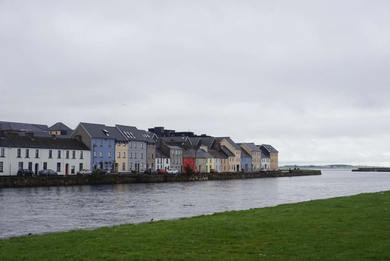 galway west coast of ireland