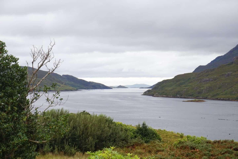 killary fjord west coast of ireland road trip