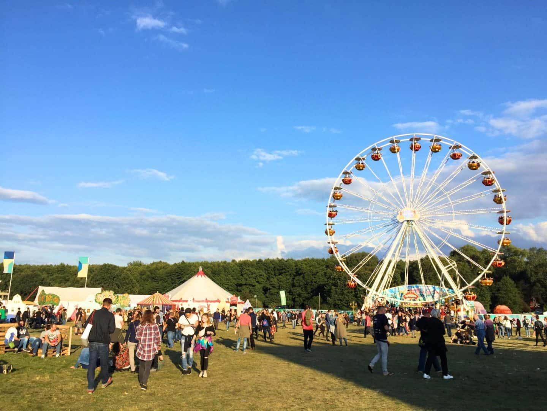 lollapalooza berlin festival ferris wheel
