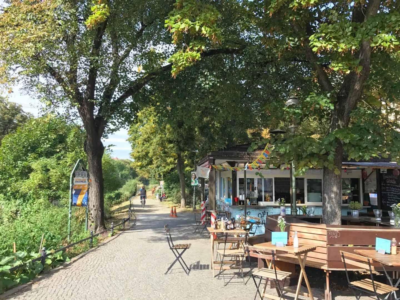berlin guide Landwehr Canal