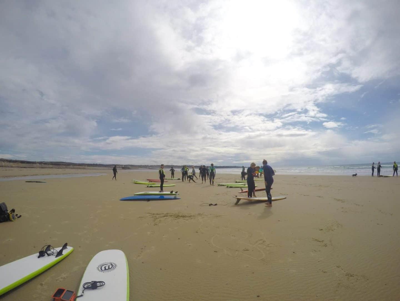drift retreat jersey yoga surf st ouen bay