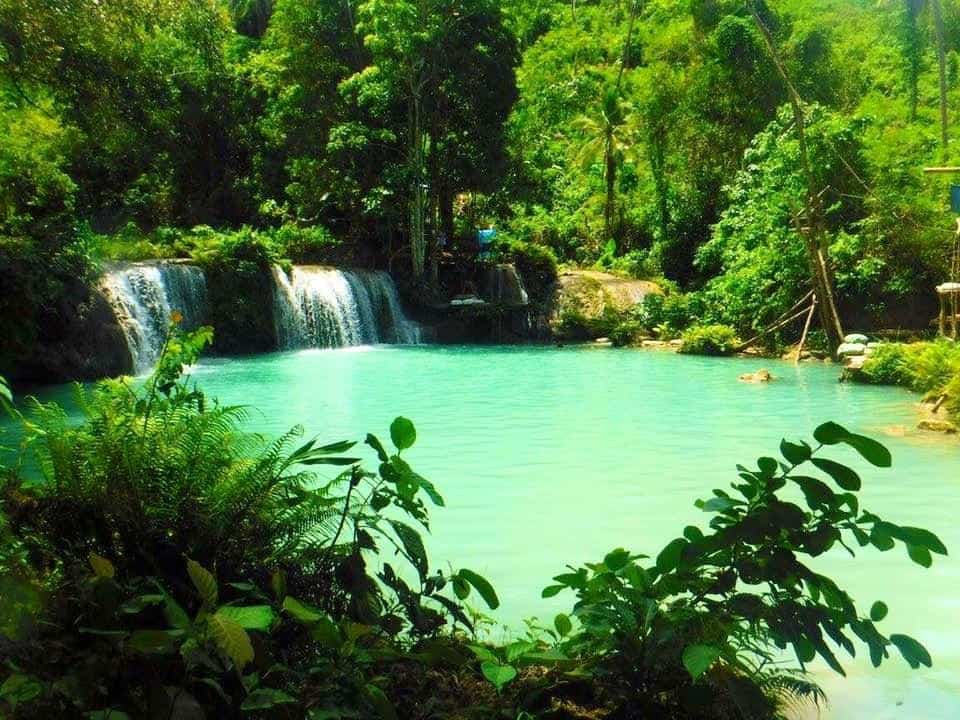 Philippines guide Cambagahay Falls