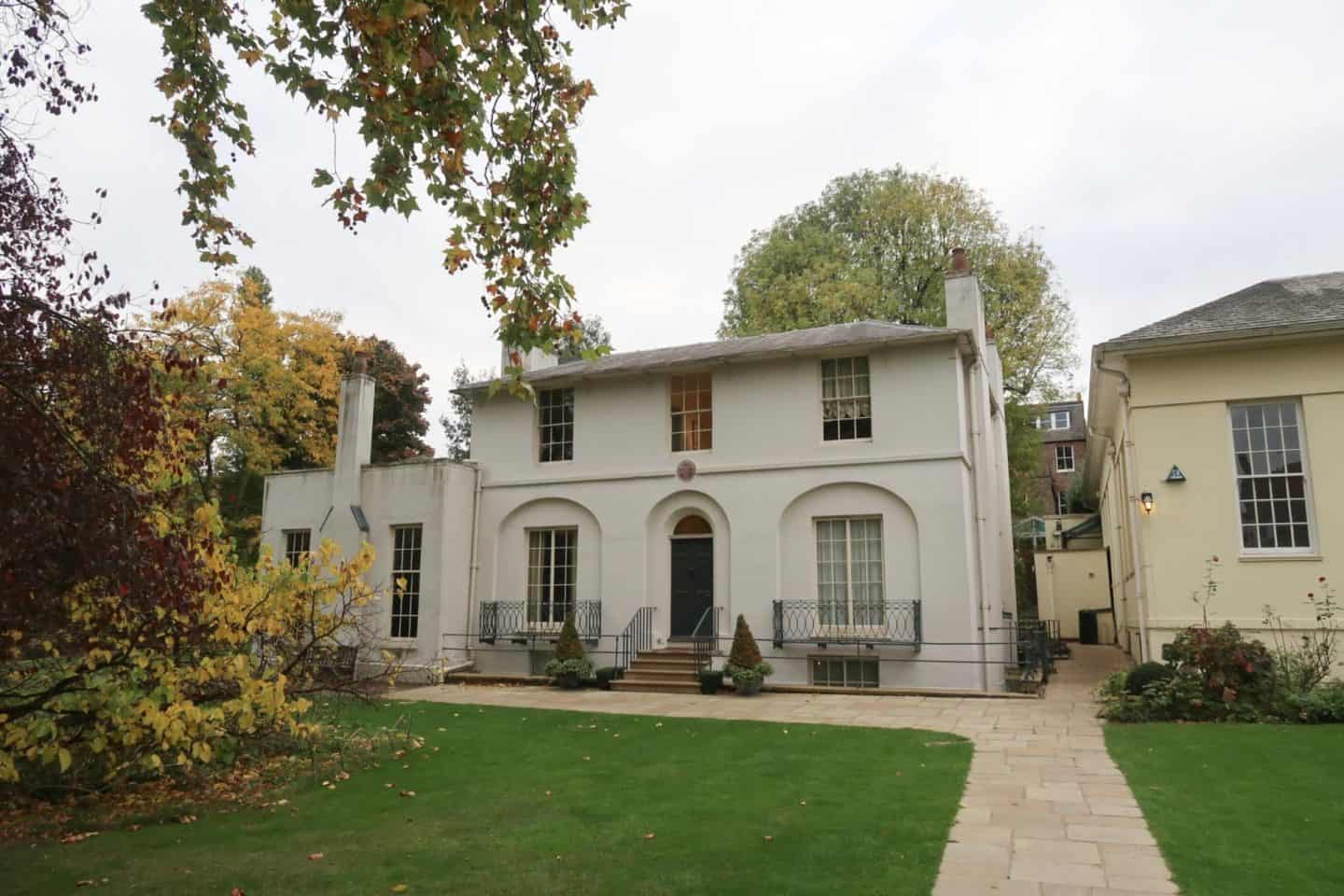 hampstead walking guide keats house