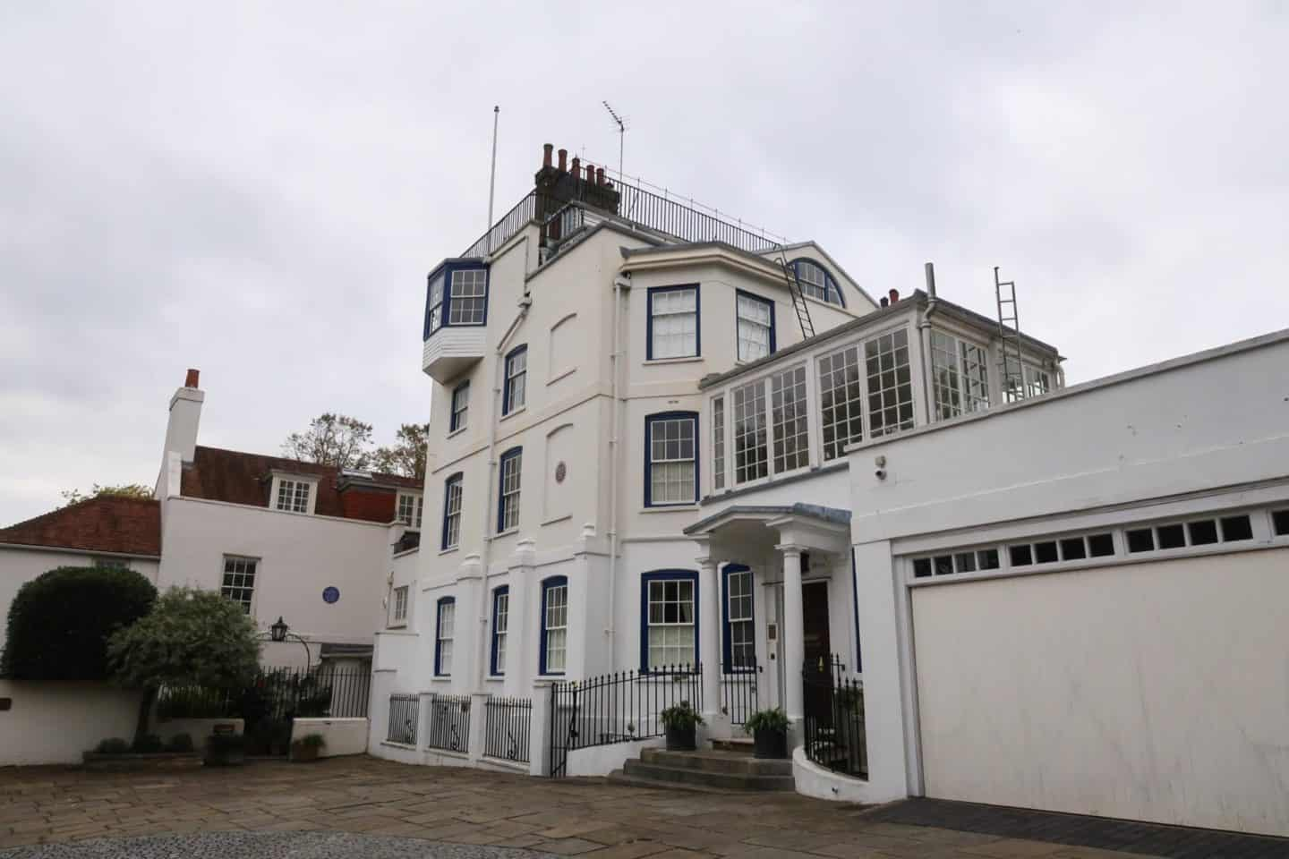 hampstead walking guide the admirals house