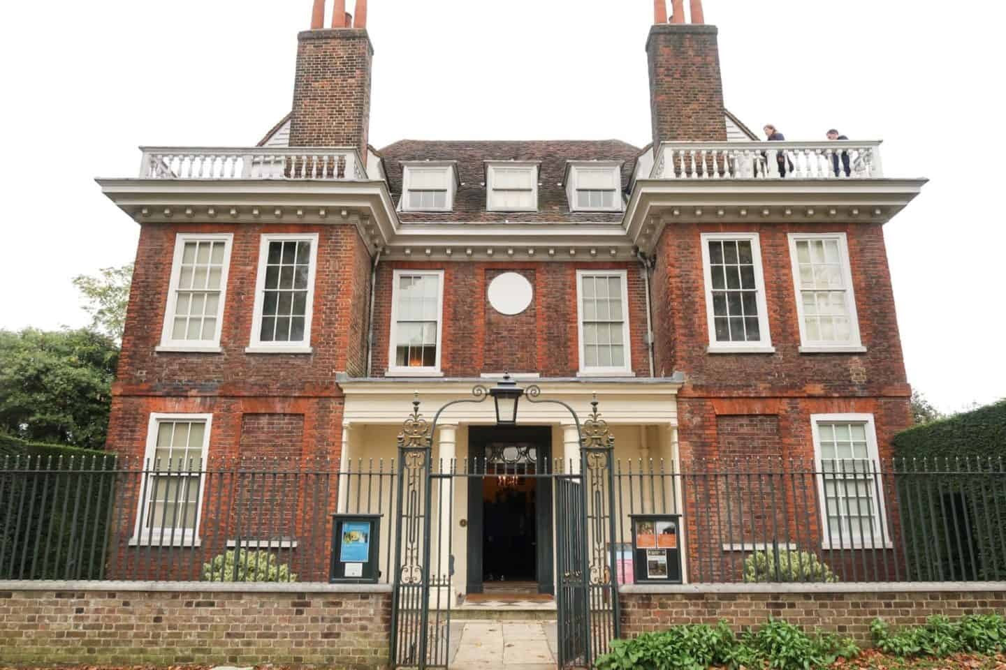 hampstead walking guide fenton house