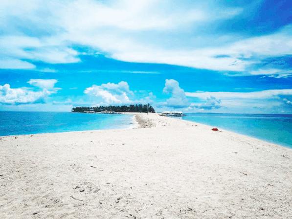 Philippines guide Kalanggaman Island Leyte