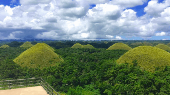 Philippines guide chocolate Hills