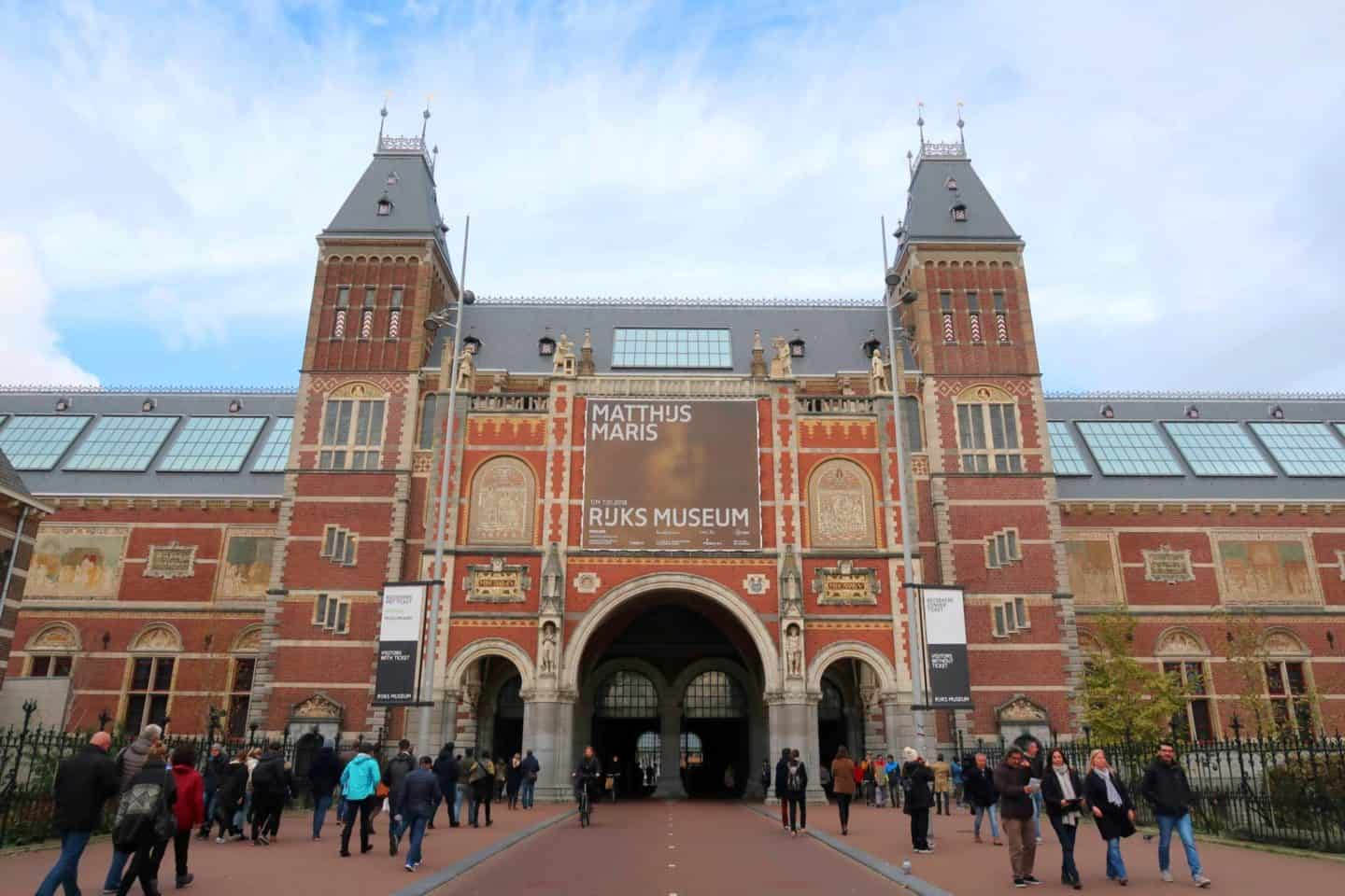 Amsterdam one day solo guide rijksmuseum