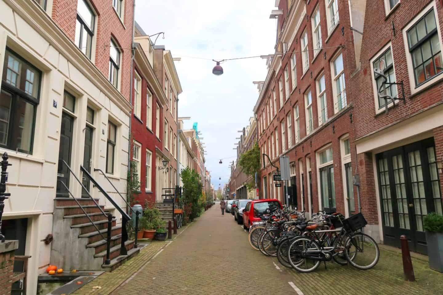 Amsterdam one day solo guide street