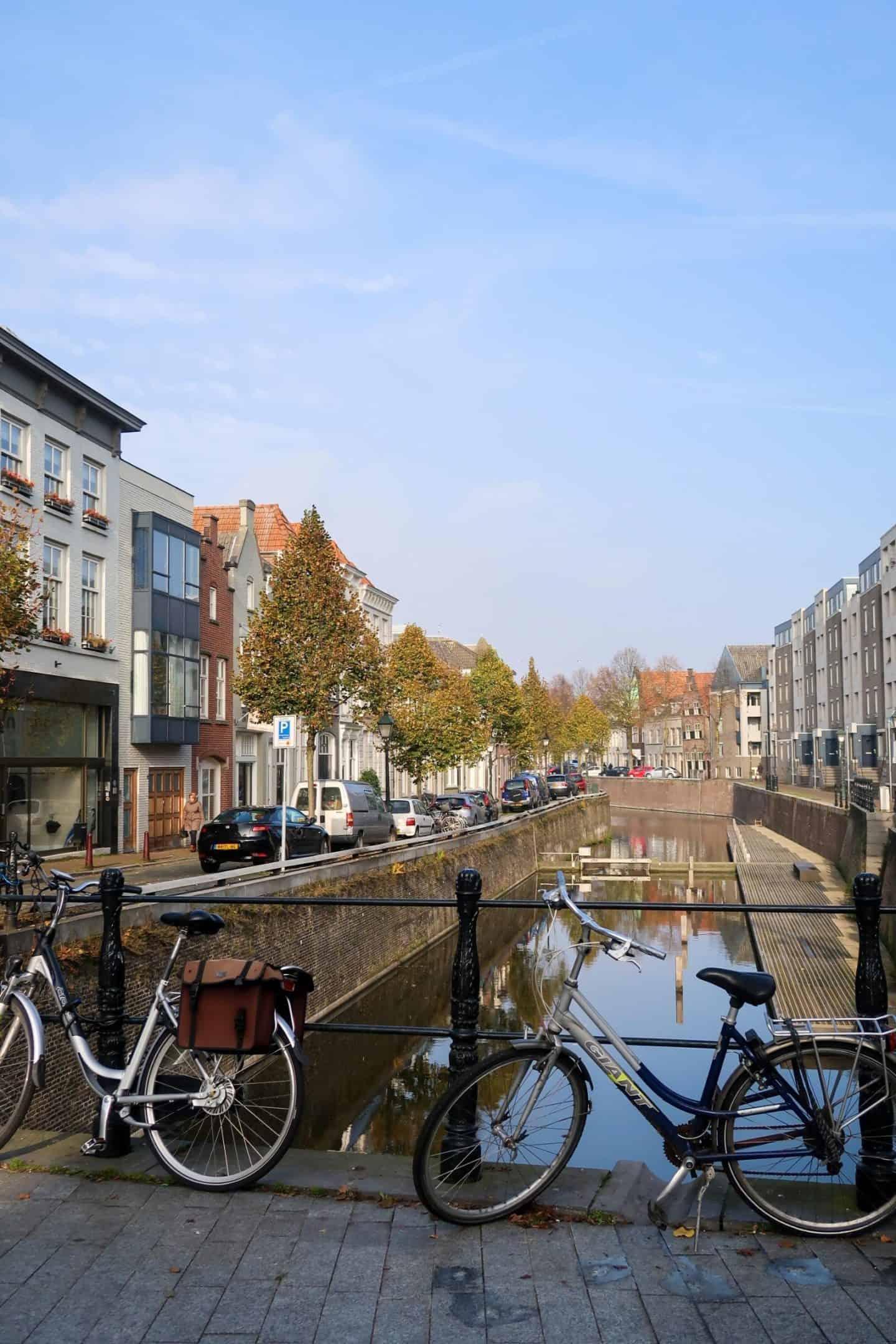 den bosch shopping eating canal