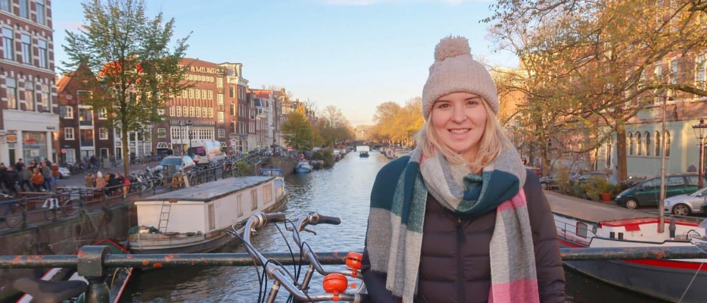 How I Spent One Day Exploring Amsterdam Solo!