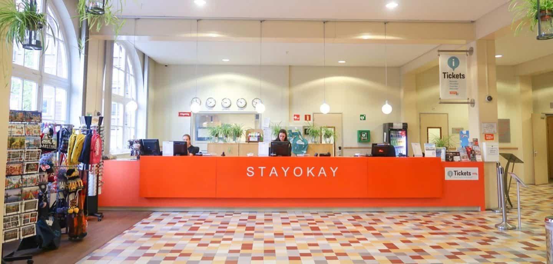 Checking into: Stayokay Amsterdam Zeeburg Hostel & Exploring Zeeburg.
