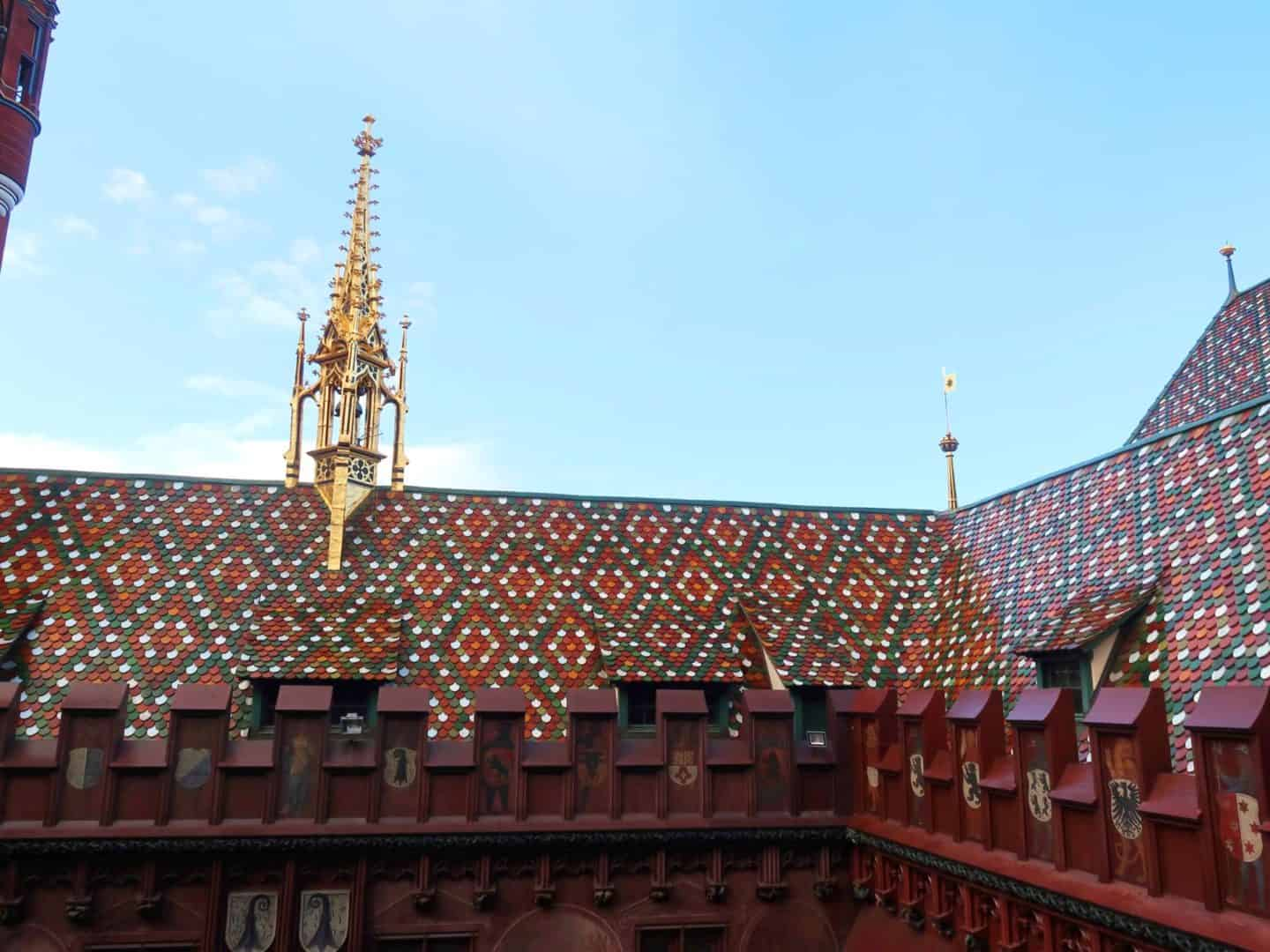 basel switzerland city guide town hall