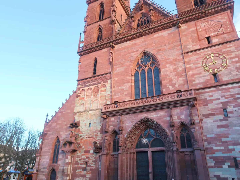 basel switzerland city guide basel minster