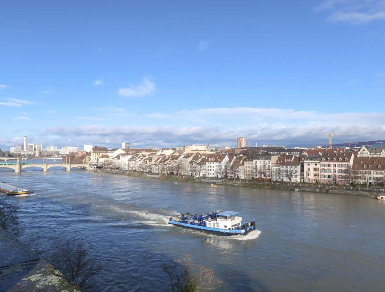 basel switzerland city guide rhine river