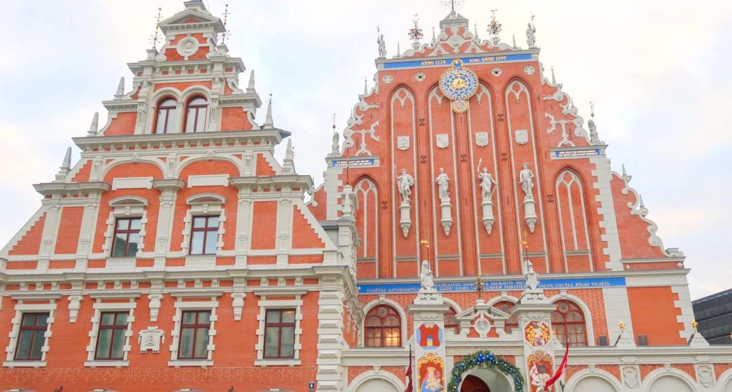 My Complete Guide of Things To Do in Riga, Latvia!