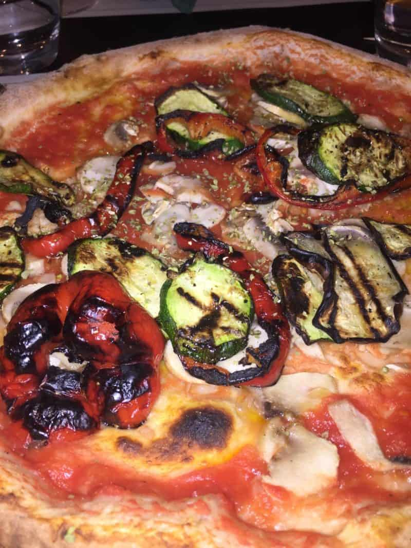 vegan restaurants in rome italy