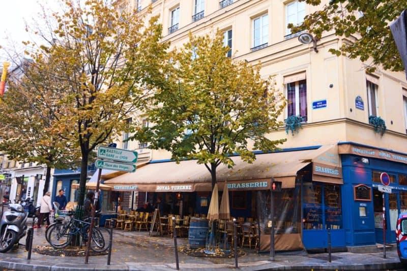 Le marias The Paris Guy tour