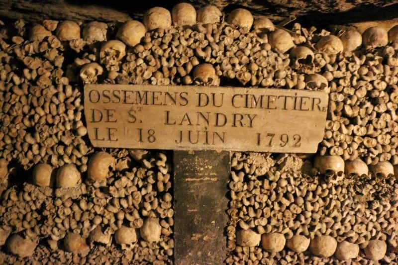 Catacombs The Paris Guy tour